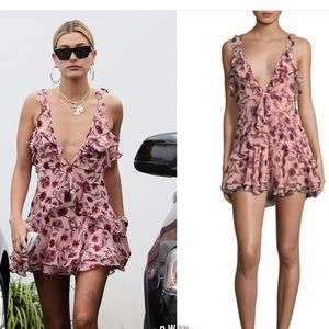 bbfdf392fa69 For love and lemons Poppy mini dress